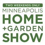 Minneapolis Home + Garden Show Logo