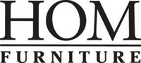 Hom Furniture Logo