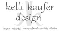 Kelli Kaufer Design Logo