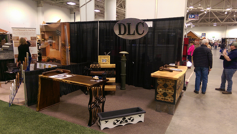 Black Bear  Design Studios Booth